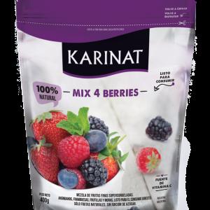 mix 4 berries
